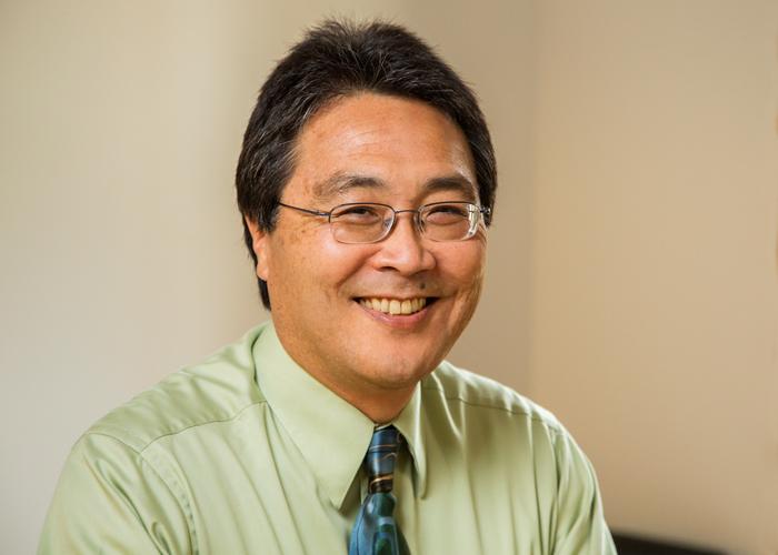 Aaron Ebata, professor - human development and family studies