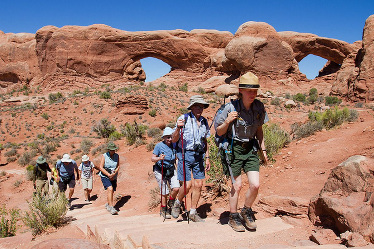 Arches National Park Photo by National Park Service
